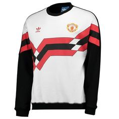 Manchester United Originals Crew Neck Sweatshirt - Black: Manchester United Originals Crew Neck… #ManUtdShop #MUFCShop #ManchesterUnitedShop