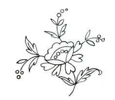 Broderie D'Antan: Embroidery Patterns (8 designs)