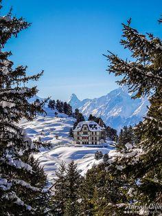 Villa Cassel, Riederalp, Canton of Valais, Switzerland