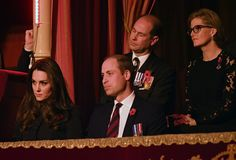 Royal Festival of Remembrance Royal Albert Hall on November 12, 2016