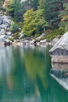 La laguna negra #Pinares #Soria #Spain