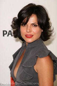 Lana Parrilla ~ Once Upon a Time ~ {ABC TV Series}  Love her~