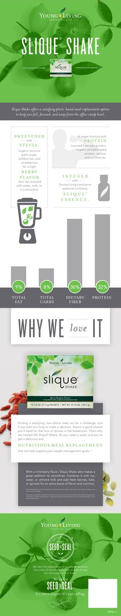 Trying to lose weight and get back into healthy lifestyle habits? Slique can help! I would love to help you get started on a life of wellness, purpose and abundance with Young Living.  http://www.positivelyoily.com