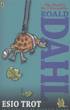 Esio Trot by Roald Dahl (Paperback, Great Gift! (New) (New) for Like the Esio Trot by Roald Dahl (Paperback, Great Gift! Roald Dahl Esio Trot, Roald Dahl Books, Short Jokes, Quentin Blake, Reluctant Readers, Judi Dench, Thing 1, Chapter Books, Book Club Books