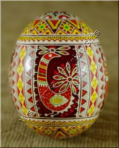 Ukrainian Egg Patterns | Ukrainian Real Easter Egg Pisanka High Quality [rp2887c] - $24.00 ...