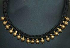 J India Jewelry, Temple Jewellery, Cz Jewellery, Antique Jewelry, Beaded Jewelry, Pearl Jewelry, Gold Jewelry Simple, Jewelry Patterns, Wedding Jewelry