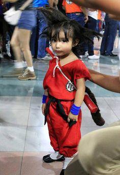 Little Sangoku...my child dream