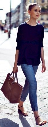 Casual Chic Outfit Ideas For Summer 05