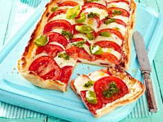 Pizza - die 17 besten Rezepte - pizza-caprese-pesto  Rezept