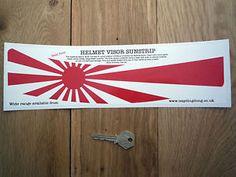 Japanese-Flag-HELMET-VISOR-SUNSTRIP-Sticker-Race-Rally-Car-Bike-Japan-Navy-Honda