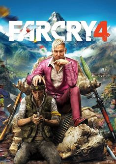 Far Cry 4 - Clé CD