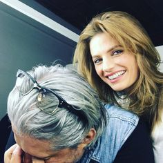"""#beautiful #smart #funny @drstanakatic ❤️ Thank you for the good times. #photoshoot"""