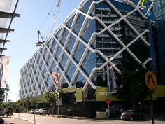Edificio de oficinas en sydney