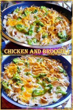 Easy Skillet Meals, Chicken Skillet Recipes, Healthy Chicken Recipes, Healthy Dinner Recipes, Healthy Foods, Keto Chicken, Skinny Recipes, Healthy Eats, Paleo Keto Recipes