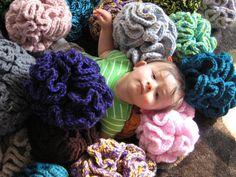 Big Crazy Crochet Balls