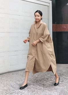 Fashion 2020, Look Fashion, Hijab Fashion, Fashion Dresses, Womens Fashion, Fashion Design, Mode Outfits, Casual Outfits, Fashion Vestidos