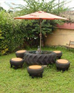 Artesanías, bricolaje, manualidades y reciclados: Con ruedas