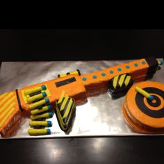 Devins Nerf Party