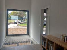 Filet d'intérieur d'habitation sur mesure avec Feelnets en France Filets, Lofts, Windows, France, Architecture, Home, Bay Windows, Loft Room, Arquitetura