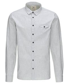 Super cool Gnious Feron langærmet skjorte Gnious Skjorter til Herrer i behageligt materiale