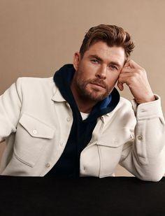 Iron Man Movie, Australian Actors, Chris Hemsworth Thor, Joe Jonas, Dapper Men, Chris Pratt, People Magazine, Jamie Dornan, Mens Clothing Styles