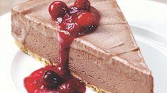 Jäädytetty suklaajuustokakku | Jälkiruoat | Reseptit – K-Ruoka