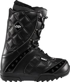 #ThirtyTwo Exus Black #Snowboard #Boot #Zumiez #Girls #SnowboardBoot