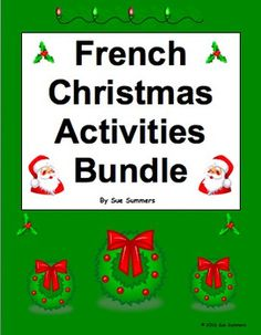 french christmas crossword puzzle worksheet and vocabulary french language christmas. Black Bedroom Furniture Sets. Home Design Ideas