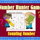 Number Hunter Game   How to play  There are 10 sets of number 1-50   and 10 sets of number 1-100.  An...
