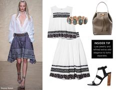 How to style bohemian chic. Click here for more.