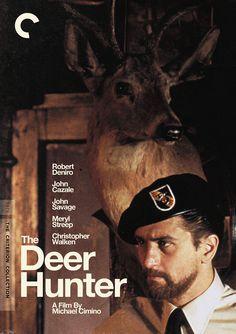 The Deer Hunter, Michael Cimino, 1978, unreleased poster