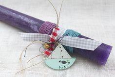 Handmade easter candle (lambada) Easter Ideas, Easter Crafts, Happy Easter, Easter Bunny, Easter Candle, Amelie, Fashion Kids, Soaps, Art Dolls