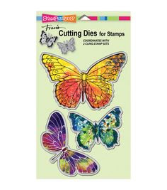 Stampendous Butterflies Dies