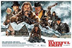 The Hateful Eight (2015) by Jason Edmiston