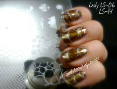 Lesly Stamping Tiles