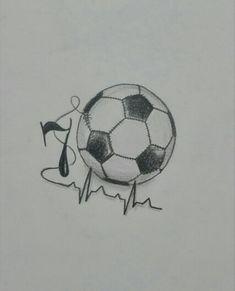 #pallone #calcio #montefortetattoo