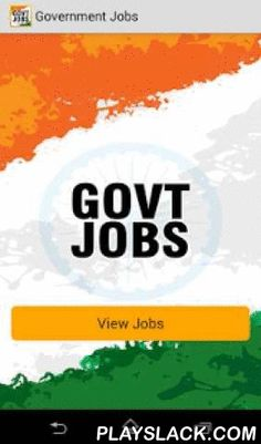 Govt Jobs Sarkari Naukri - FW  Android App - playslack.com ,  This Govt. Jobs app from FW is all about the latest and upcoming government jobs (Sarkari Naukri ) from the latest Employment News. सरकारी नौकरीYou can use our apps for searching all type of government jobs in India such as Govt.Bank, PSU, Indian Army, Indian Navy, Govt. Universities, Railways, Police Recruitment, UPSC, SSC, RRB etc. and various State government jobs.Highlights : Free Job Alerts for your daily job needs.====&gt…