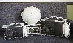 In the seam, originales almohadas con diseño