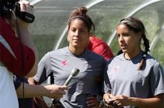 Morgan and Micaela Castain - Washington State Cougars Soccer Freshman, Washington State, Twins, Interview, Soccer, Sports, Photography, Women, Football
