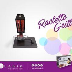 Con #Blanik Viva la experiencia de una raclette grill, de origen suizo, perfecto para reuniones familiares o con amigos.   http://ow.ly/Xyaxo