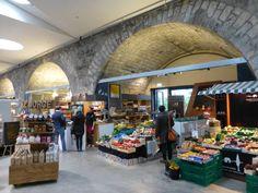 Im Viadukt shopping Zurich