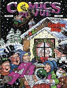Cover for Comics Revue (Manuscript Press, 1985 series) #319-320