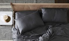 Cosy bed from Jardan