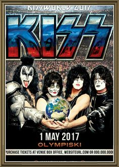 """Quote, Text or Billboard """".if your hear a voice within you say: you cannot paint."""" then buy all means paint and that voice wil. Rock N Roll, Kiss Memorabilia, Kiss Online, Kiss World, Vinnie Vincent, Concert Posters, Movie Posters, Eric Carr, Peter Criss"""
