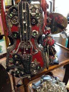 Violin purse