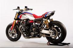 Honda CB 1100 TR Concept a EICMA 2016 - Fiere e saloni - Moto.it