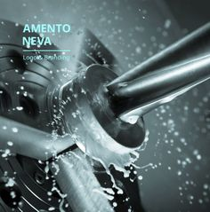 Amento Neva - Branding on Bechance AMENTO NEVA is the Russia- based company focused on the metalworking equipment. The task consisted of creating a logotype and visual identity taking into account that the company name can be changed. The emblem was inspired by machines mechanisms and their working in context of metal processing. #corporate #design #corporatedesign #brand #identity #branding #logo #logotype #creative #pattern #visual #creative #flat #simple #metal