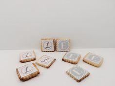 Biscottini di pasta frolla personalizzati