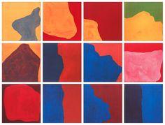 Colour / Catalogue # 1998.05|The Portfolio of Sol LeWitt ; 1998|Paper Size: 11 x 11 inches (28.0 x 28.0 cm)