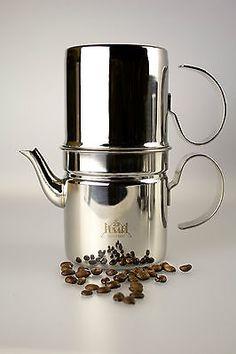 Vecchia caffettiera napoletana 9 tazze tazze ebay e for Caffettiera napoletana alessi